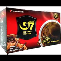 Кофе растворимый Trung Nguyen G7 в пакетиках 15шт*2г