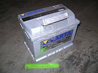 Аккумулятор   63Ah-12v VARTA SD(D15) (242x175x190),R,EN610 (арт. 563400061), AGHZX