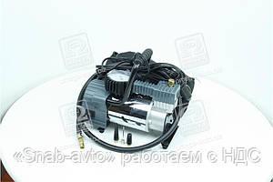 Компрессор, 12V, 10Атм, 35л/мин, фонарь LED,спускной клапан,прикуриватель  (арт. DK31-105), ADHZX
