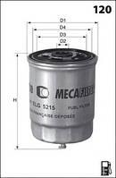 Топливный фильтр ELG5215 MECAFILTER