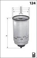 Топливный фильтр ELG5223 MECAFILTER