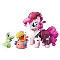 MLP «Хранители Гармонии» Фигурка с артикуляцией - Pinkie Pie