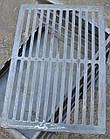 Решетка гриль-барбекю чугунная 345 х 515 мм., фото 4