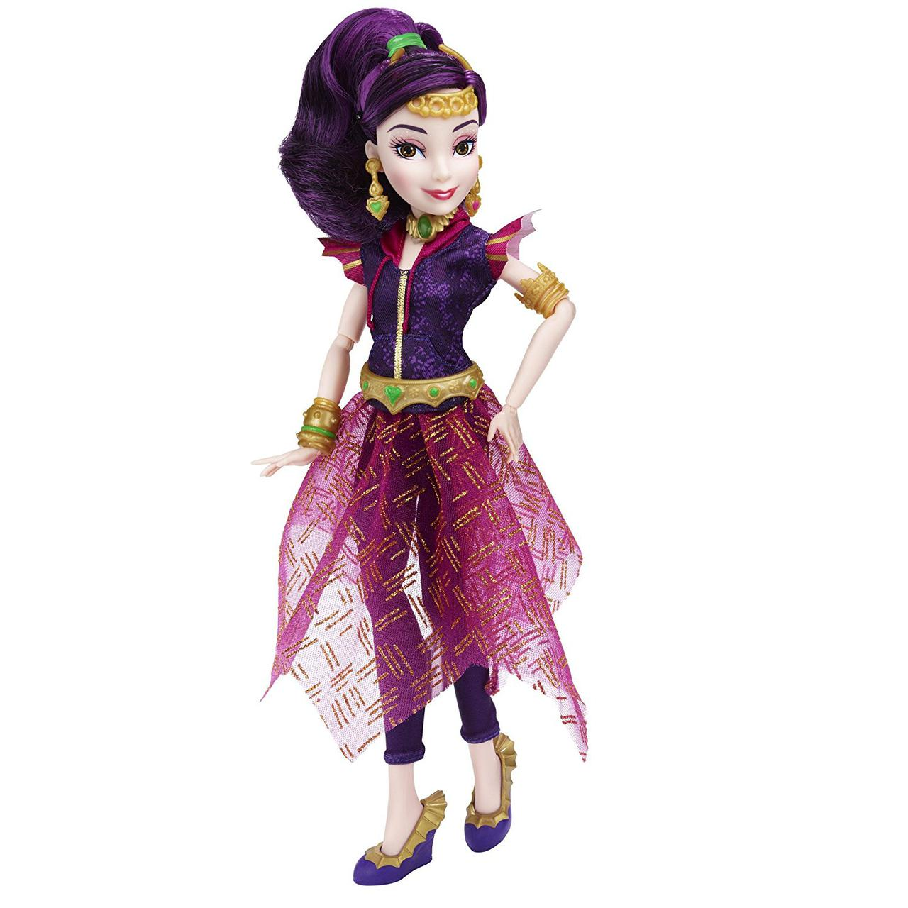 Кукла Мэл Наследники Дисней Оригинал Descendants Villain Genie Chic Mal (B5738AS0)