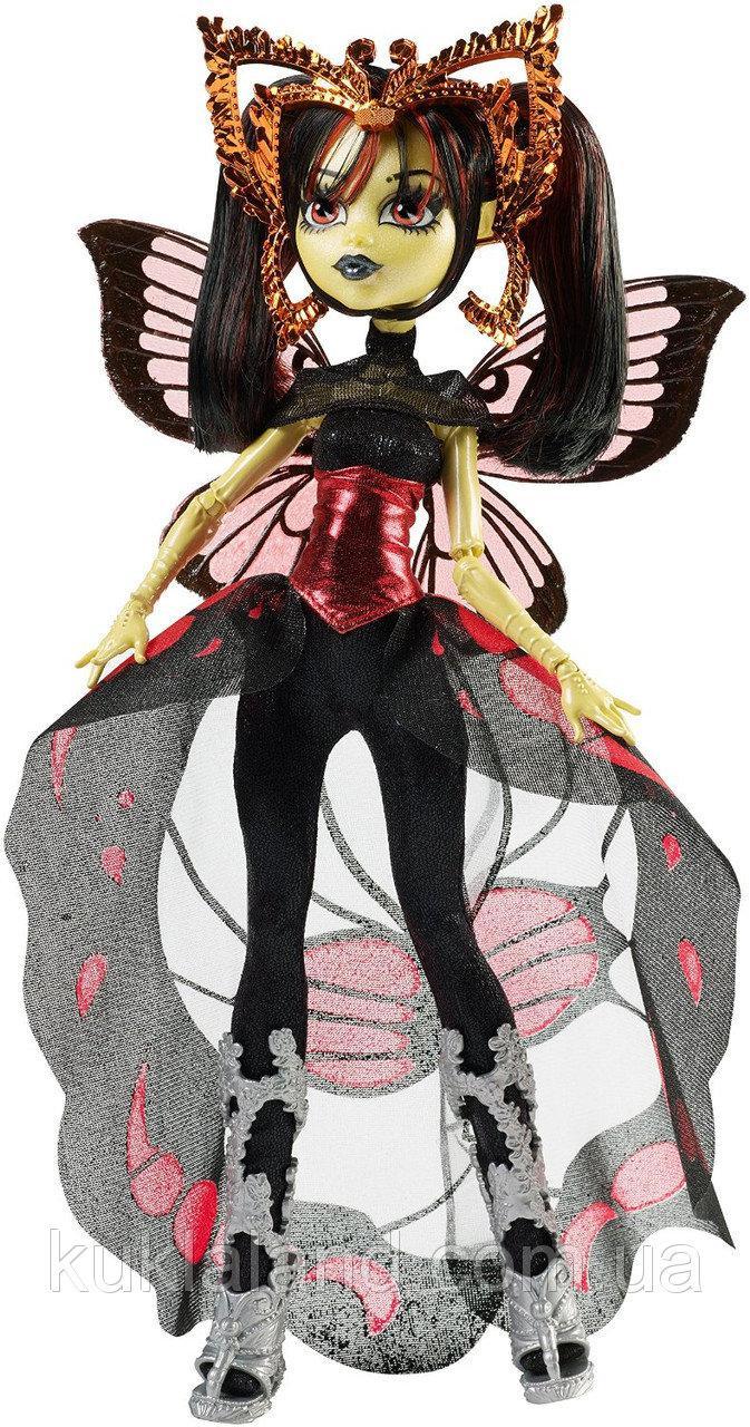 Кукла Monster High Boo York Gala Ghoulfriends Luna Mothews Луна Мотьюс