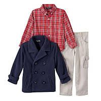 Детский весенний костюм тройка для мальчика на 3, 4 года