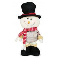 XD17142 рождественское украшение в форме регулируемого снеговика Цветной