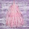 Гирлянды тассел пудра, 35 см, 5 шт