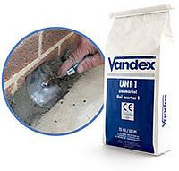 Гидроизоляция швов, стыков, трещин  Vandex Uni Mortar 1 для бетонных поверхностей