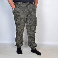 Камуфляжные мужские штаны под манжет Loshan