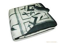 Жаккардовое шерстяное одеяло Vladi 02 (140х205)