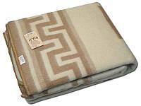 Жаккардовое шерстяное одеяло Vladi 03 (140х205)