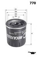 Масляный фильтр ELH4087 MECAFILTER