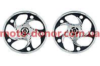 Диск колеса   1,4 * 17   (перед, диск)   (легкосплавный)   для мопеда Active   ZV