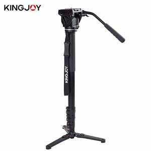 Професійний монопод Kingjoy MP-3008F + VT-3510