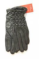 """Кожаные женские перчатки """"Кира""""  МАЛЕНЬКИЕ, фото 1"""
