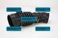 Патрубок воздушного фильтра Авео 1,6 SHIN KUM (гофра фильтра) Aveo 1.4 16V LT (96439858)