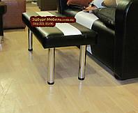 Банкета - диван без спинки для аптек, киосков.Банкетка для прихожей, лавочка для кухни, фото 1