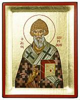 Святитель Спиридон Тримифунтский. Греция