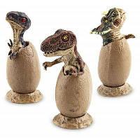 Детская игрушка в форме яйца динозавра 3шт Почвы
