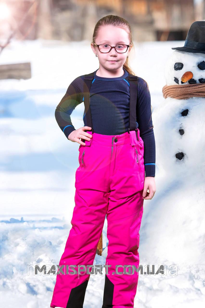 Детские лыжные брюки TF 6708 Rosered