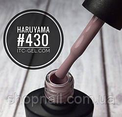 Гель-лак Haruyama №430 (светло-бежевый холодный), 8 мл, фото 2