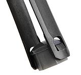 Захисні пластикові кришки на колісні гайки 21 мм хром, фото 6