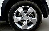 Захисні пластикові кришки на колісні гайки 21 мм хром, фото 7