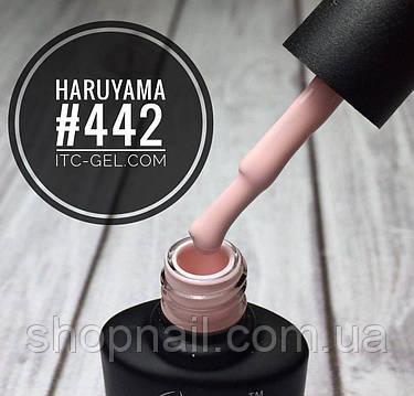 Гель-лак Haruyama №442 (молочно-розовый), 8 мл, фото 2