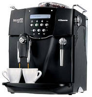 Профессиональная кофемашина Saeco Incanto De Luxe б/у