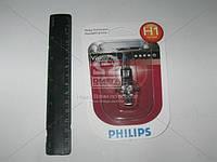 Лампа накаливания H1 12V 55W P14,5s VisionPlus (производство Philips), AAHZX