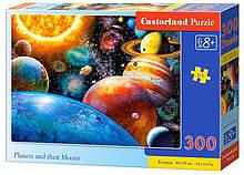 Пазл Космос 300 деталей В-030262