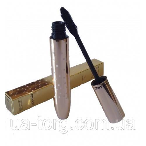 Тушь для ресниц Chanel Le Volume de Chanel Mascara 10 noir (золотая)