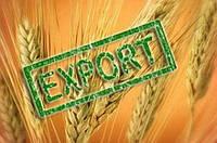 Українські аграрії експортували понад 21 мільйон тонн зернових