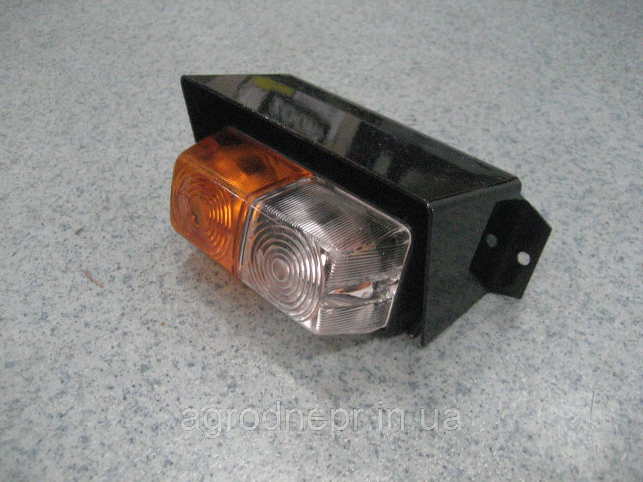 Кронштейн фонаря переднего на трактор ЮМЗ 45-3712020