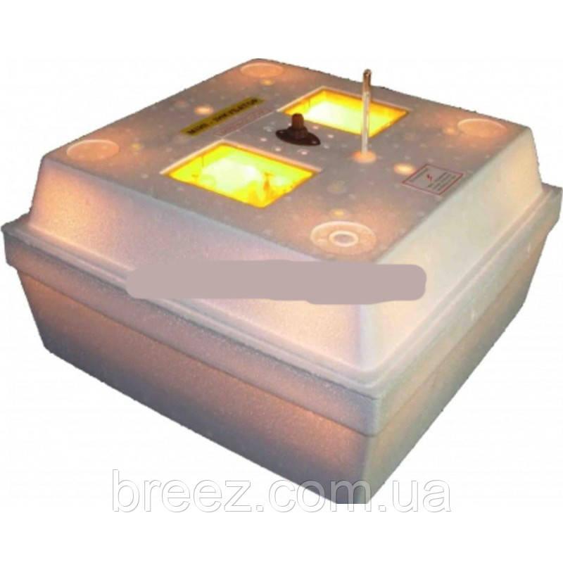 Инкубатор для яиц УТОС Кривой Рог МИ-30 на 80 яиц с мембранным терморегулятором