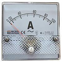 DС Амперметр трансформаторного включения 500/5А Модель А-80