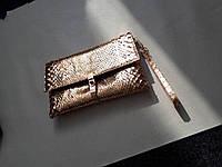 Клатч зі шкіри пітона / Клатч из кожи питона 0042, фото 1