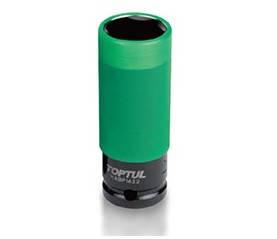 """Голівка ударна довга 1/2"""" для шиномонтажу 22мм Pro-Series TOPTUL KABP1622"""