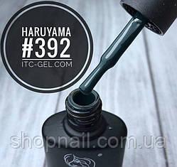 Гель-лак Haruyama №392 (темный сине-зеленый), 8 мл, фото 2