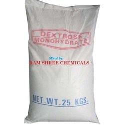 Глюкоза декстроза моногидрат в порошке 25 кг