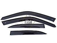 """Дефлекторы окон BMW 7 Sd (E38) 1994-2001 Cobra Tuning - Ветровики """"CT"""" БМВ 7 седан (Е38) (на скотче)"""
