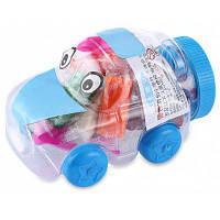 12 цветов цветная смола глинистая грязь игрушка DIY для снятия стресса Цветной