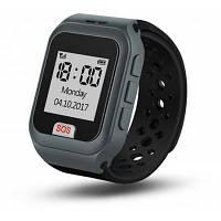 LEKEMI W5 умные часы телефон Черный Серый