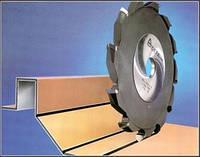 Фрезеровка кассет из композита фасадные АКП панели , фото 1