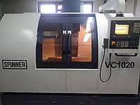Вертикальный фрезерный обрабатывающий центр с ЧПУ SPINNER VC 1020