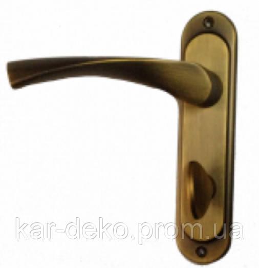 фото дверных ручек Fuaro kar-deko.com