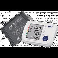 Тонометр автоматический AND-1300 ГОВОРЯЩИЙ речевой голосовой с индикатором аритмии