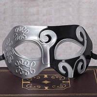 Macroart Y-448 Декоративная маска Серебристый