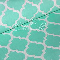 ✁ Отрезы ткани Марокко мята, фото 1